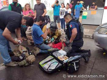 Accidente en tortillería de Coatepec deja 4 heridos - El Dictamen