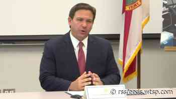 Gov. DeSantis: Pinellas County beaches will have a 'very strong Fourth of July weekend' despite red tide