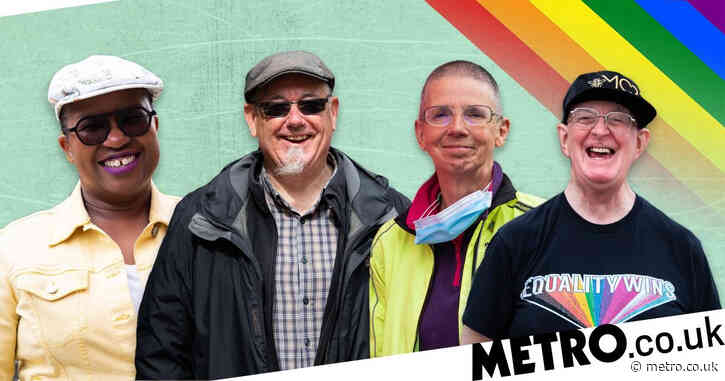 Four older LGBT people share what Pride means to them