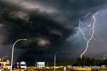 Severe thunderstorms possible this evening - BayToday.ca
