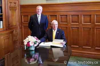 Fedeli stays put in Ford cabinet shuffle - BayToday.ca