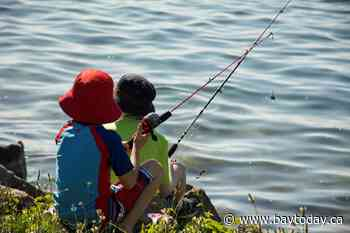 Free fishing and park use on Father's Day weekend - BayToday.ca