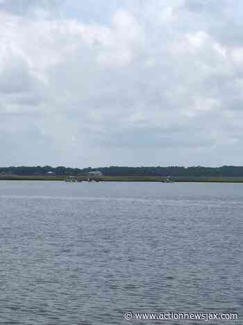 Plane crashes into St. Marys River with two onboard - ActionNewsJax.com