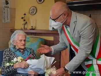 Fucecchio festeggia i cento anni di Iride Cecchini - gonews