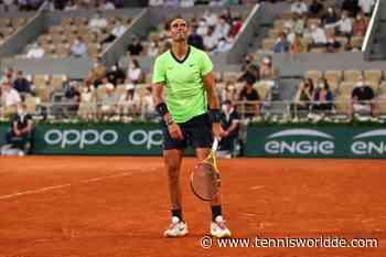 'Rafael Nadal war bei Roland Garros noch nie so machtlos', sagt Goran Ivanisevic - Tennis World DE