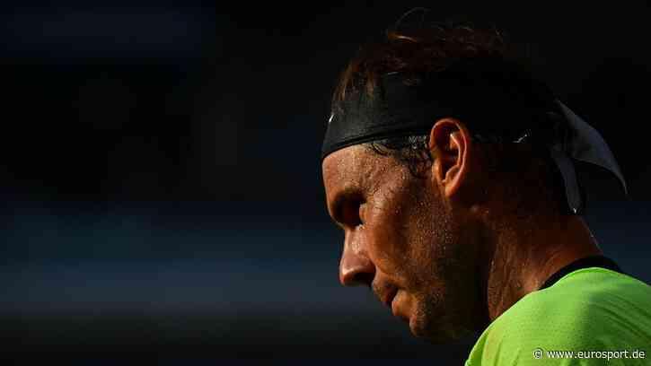 Rafael Nadal verzichtet auf Wimbledon und Olympia in Tokio - hohes Risiko, hoher Ertrag? - Eurosport DE