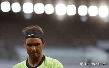 Rafael Nadal verzichtet auf Olympia und Wimbledon - Telebasel
