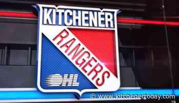 Rangers sign second round pick from 2019 - Kitchener News - KitchenerToday.com