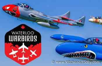 Waterloo Warbirds release details for Saturday's flyover - KitchenerToday.com
