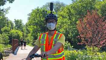 Kitchener adding city trails and parks to Google Street View this summer - CBC.ca