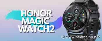 Honor Magic Watch 2 BOMBA Amazon: doppio sconto - Telefonino.net