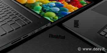 Le nuove workstation Lenovo hanno schede NVIDIA e processori Xeon. Una bomba per i creativi in smart-working - DDay.it - Digital Day