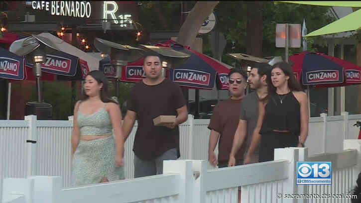 'The Heat Is Unbearable': Friday Night Out Brings Sacramento Crowds Inside To Beat The Heat