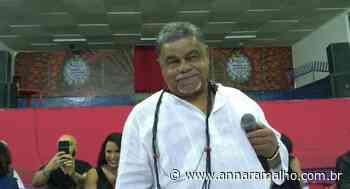 Luto no samba: Selminha Sorriso lamenta a morte de Laíla | Portal Anna Ramalho - Anna Ramalho