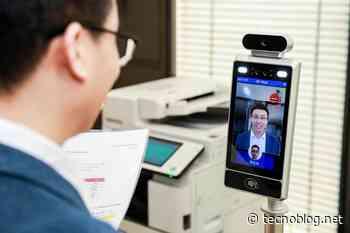 Canon usa câmeras na China que só liberam funcionários com sorriso no rosto - Tecnoblog
