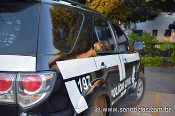 Homem acusado de riscar 12 veículos em Sorriso é preso e alega ter sido incomodado por motorista - Só Notícias