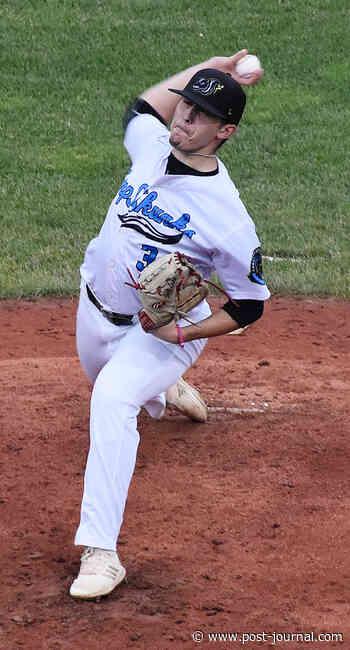 Tarp Skunks' Laird Hurls One-Hitter Vs. Elmira - Jamestown Post Journal