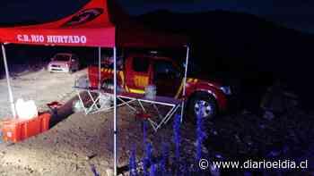 En quebrada de Algarrobo fue encontrado adulto mayor desaparecido en Ovalle - El Día