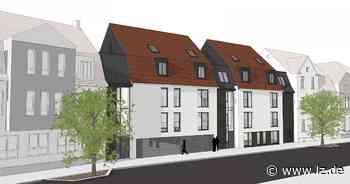 Neubau tarnt sich als zwei Häuser | Lokale Nachrichten aus Lemgo - Lippische Landes-Zeitung