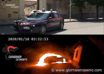 Carabinieri Caltanissetta. Arrestati 4 canicattinesi. Incendio in concorso, furti aggravati continuati in concorso, violazione di domicilio - Giornale Nisseno