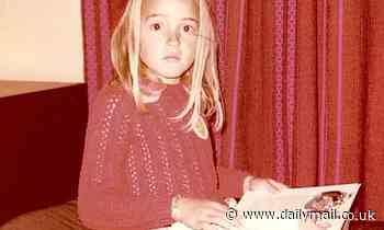 Australian journalist and TV presenter shares rare childhood photo