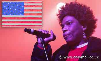 Singer Macy Gray proposes new design for American flag, calls Old Glory 'tattered, dated, divisive'