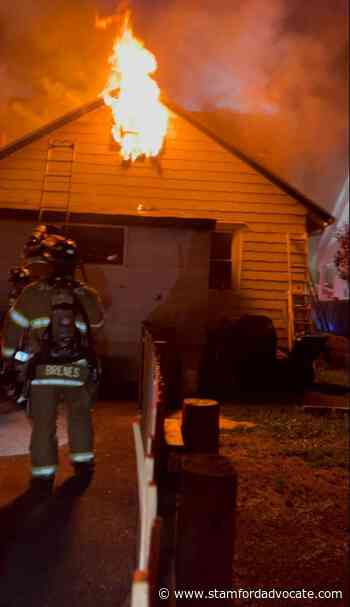 Fire officials: Several animals rescued from Stamford house fire - The Advocate