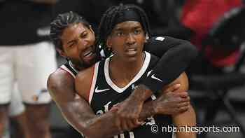 Mann oh Mann, resilient Clippers come from 25 down to beat Jazz, advance to face Suns