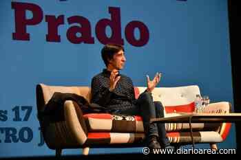 Benjamín Prado comparte su proceso creativo con el público sanroqueño - diarioarea.com