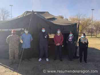 Se conformó el cuerpo de Defensa Civil en Villa del Prado - Diario Resumen