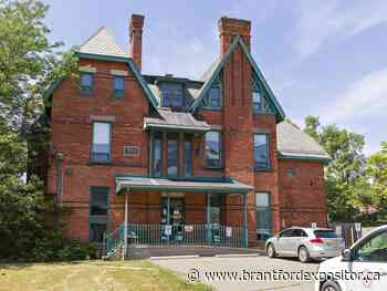 Red Cross building listed for sale for $1.95M - Brantford Expositor