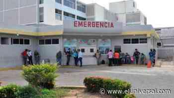 En hospitales de Anzoátegui faltan equipos de bioseguridad según denuncian trabajadores - El Universal (Venezuela)