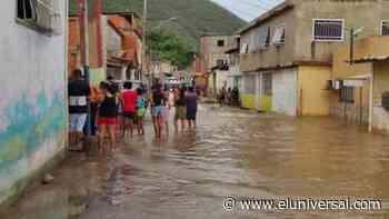 Sin agua quedó área metropolitana de Anzoátegui por rotura de tubería matriz - El Universal (Venezuela)