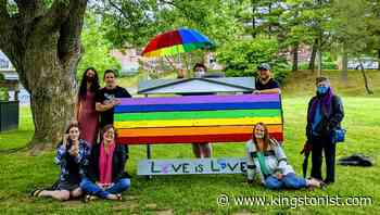 Pride gets more colourful in Greater Napanee thanks to GSA - Kingstonist