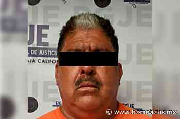 PGJE asegura a una pareja en Santa Rosalía junto a drogas, un arma de fuego y un vehículo - BCS Noticias
