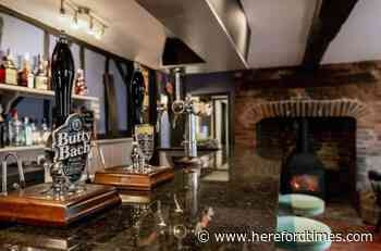 Tie-free character Herefordshire pub is on the market