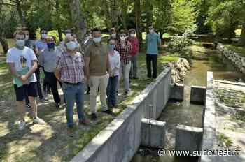 Saint-Aubin-de-Blaye : Fin de travaux au Moulin de La Lande - Sud Ouest