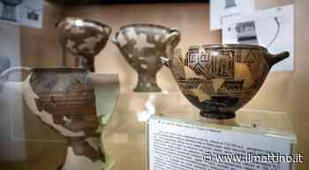 La Coppa di Nestore: il tesoro di Ischia è nascosto in una teca tra i soliti vasi greci - ilmattino.it