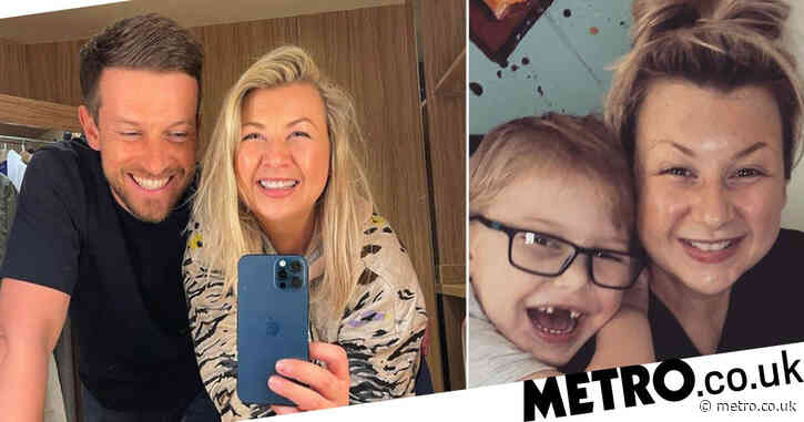 Chris and Rosie Ramsey reveal awkward downside to X-rated podcast name: 'Our son can read now – he keeps asking what Sh**ged means'
