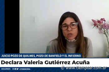 """Juicio por el Pozo de Banfield: """"Es doloroso cuando se niega, se descalifica a los desaparecidos"""" - Tiempo Argentino"""