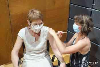 Evron : l'appel du centre de vaccinations avant les vacances d'été - Le Courrier de la Mayenne