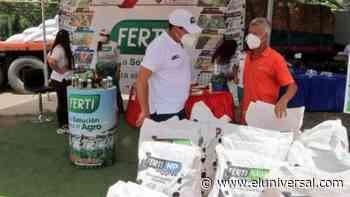 Pequiven promueve primera Expo Venta de Fertilizantes en Anzoátegui - El Universal (Venezuela)
