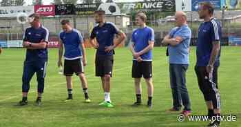 Weiden: Start in Saisonvorbereitung bei SV Weiden - Oberpfalz TV