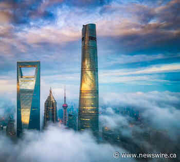 Cultivated Art in the Clouds: J Hotel Shanghai Tower Debuts at the Summit of Shanghai on 19th June 2021