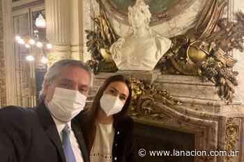 """Florencia Aise sobre Alberto Fernández: """"Me pasó su WhatsApp porque me dijo que su Instagram no lo manejaba él"""" - LA NACION"""