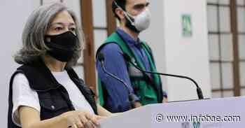 Dónde está Florencia Serranía: la directora del Metro no apareció en conferencia sobre la Línea 12 - infobae