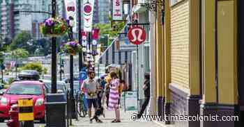 Economic indicators show life returning to downtown Victoria, says city, business groups - Times Colonist
