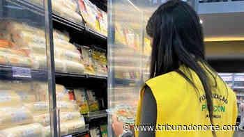 Procon de Arapongas notifica supermercados e apreende produtos vencidos - Tribuna do Norte
