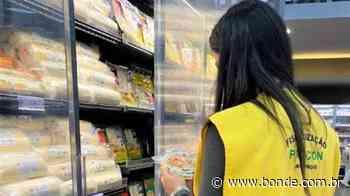 Fiscais do Procon apreendem produtos vencidos em supermercados de Arapongas - Bonde. O seu Portal de Notícias do Paraná