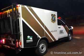 Facadas: Homem é assassinado em Arapongas - TNOnline - TNOnline